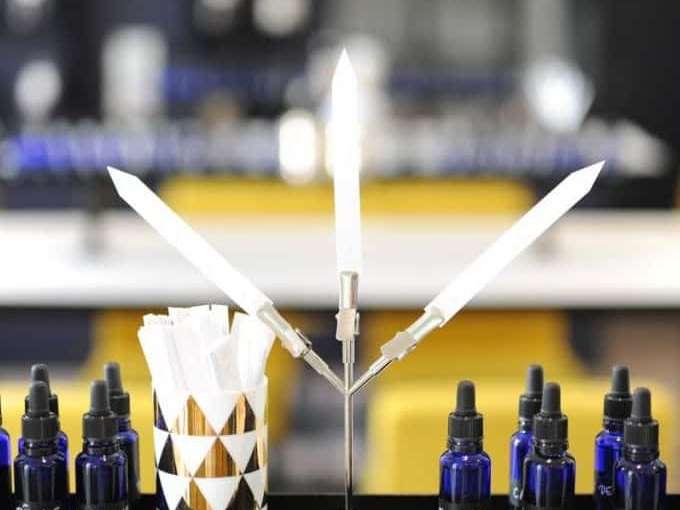 Ateliera au grand musée du parfum - idée cadeau