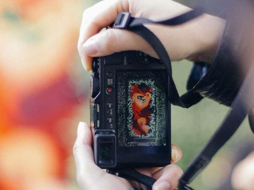 Cours de photographie à montmartre