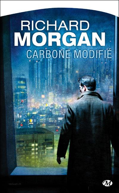 Carbone modifié Richard K. Morgan Milady