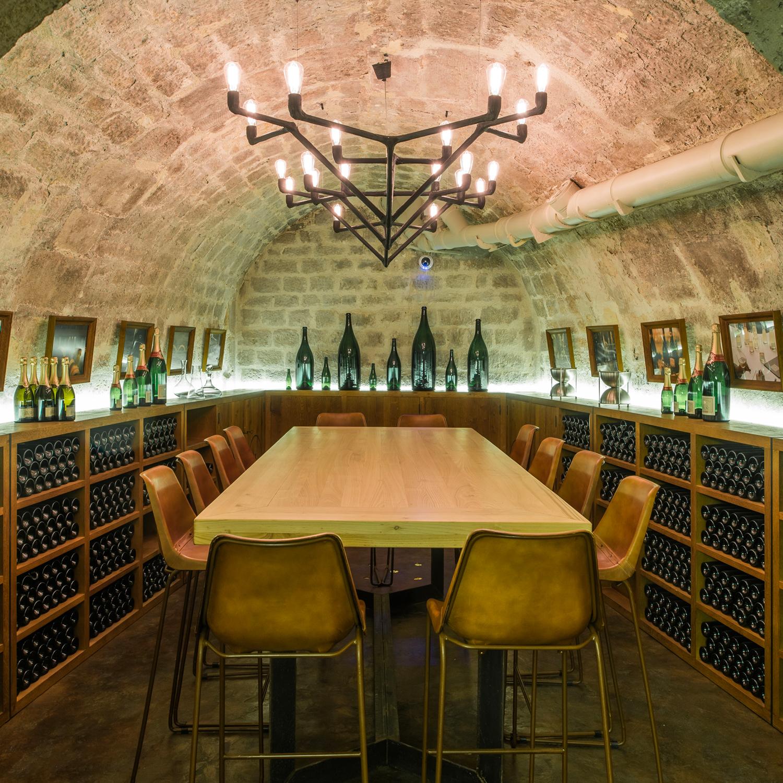 idée cadeau atelier vin caves du louvre