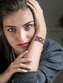 Le bracelet chaine shisa porté à offrir à une femme e1510908171308