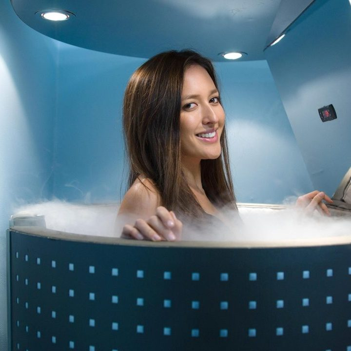 idée cadeau femme cryotherapie paris