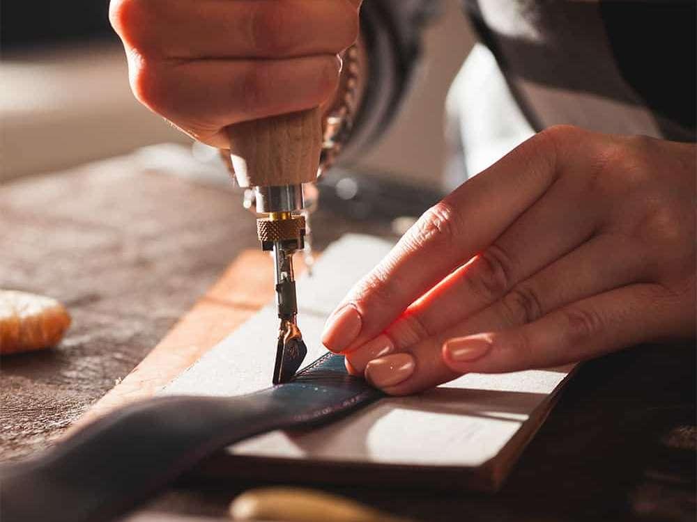 créer son propre sac à main