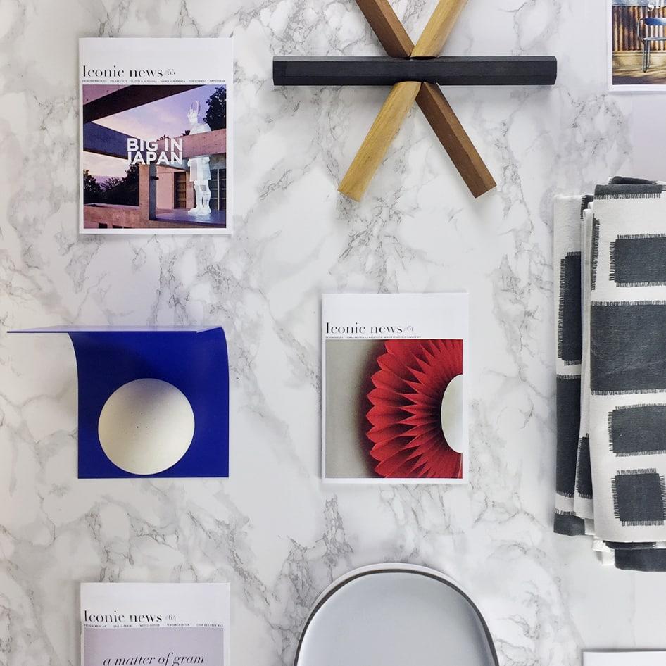 un objet design & déco pour la maison chaque mois par designer box