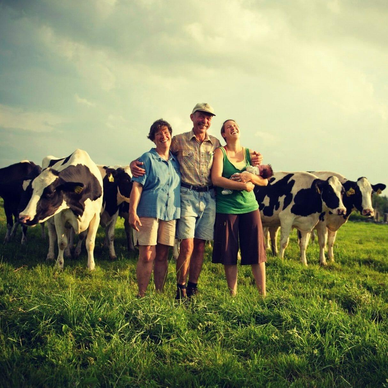 le coffret cadeau séjour à la ferme oh la vache