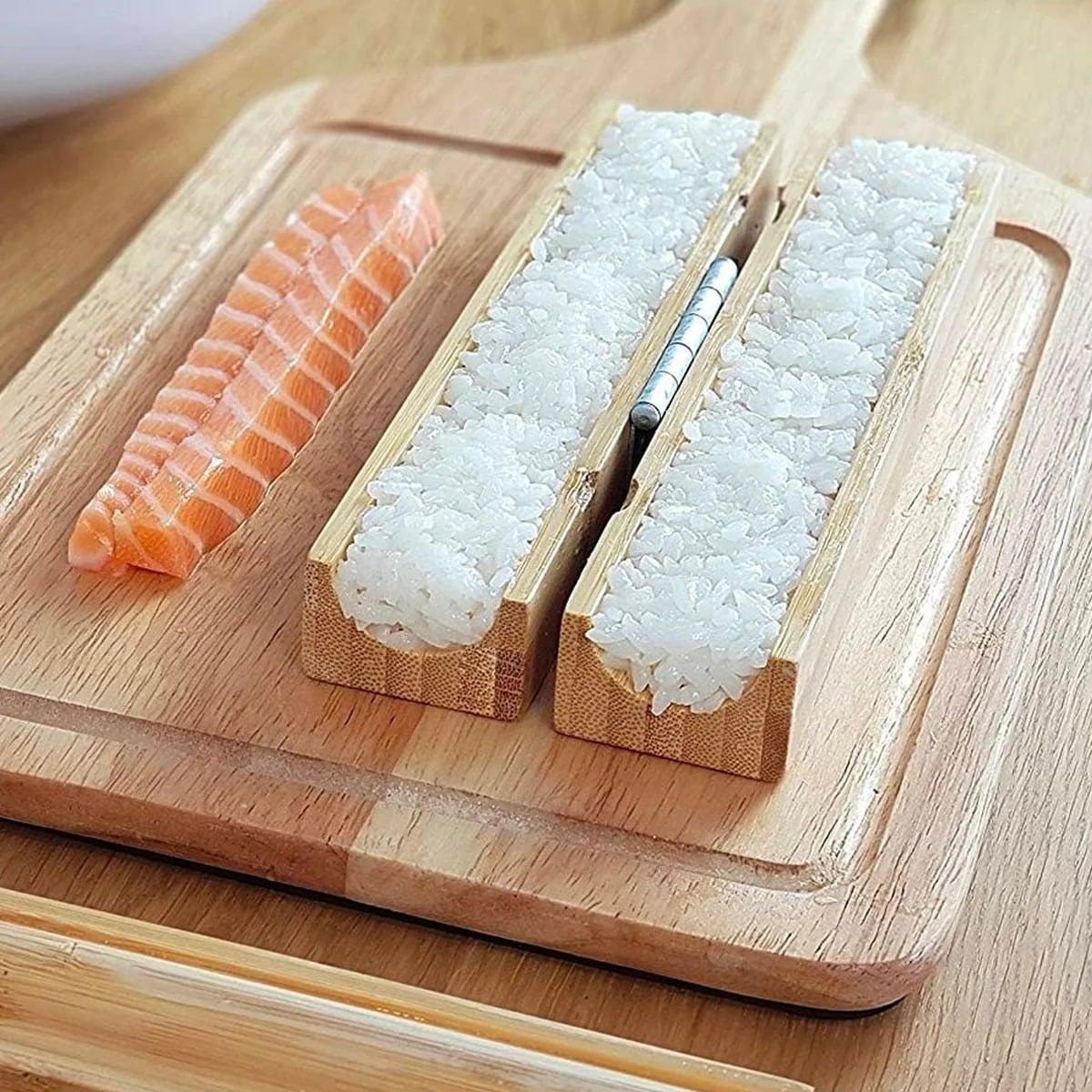 un kit japonais de sushi et maki