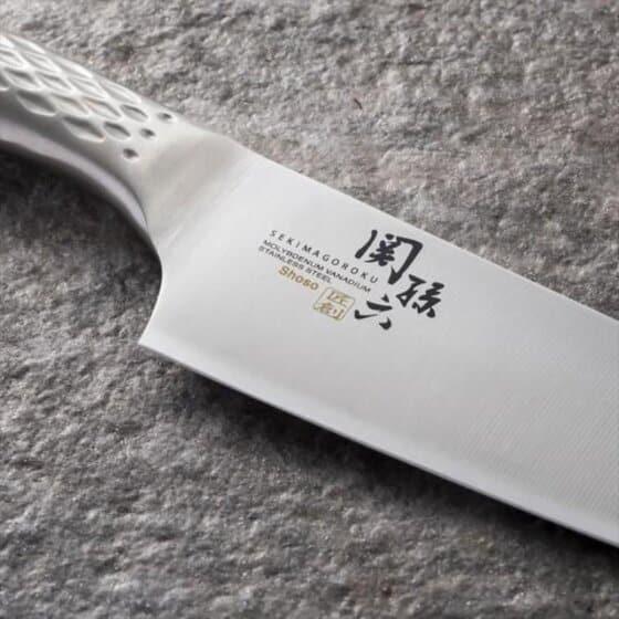 Le célébre couteau du Chef Japonais