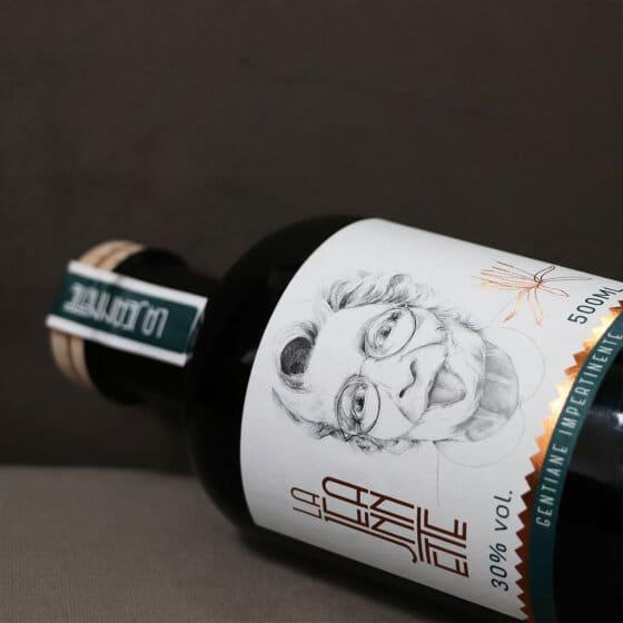 alcool 100% naturel fabriqué en France