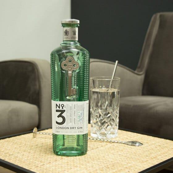 Un London dry gin distillé dans un alambic centenaire