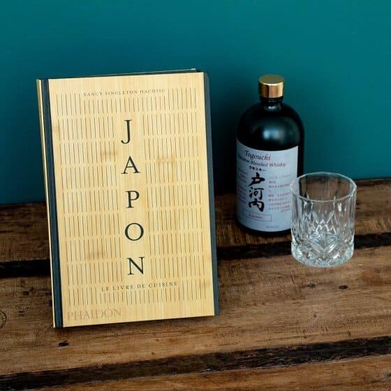 Un livre de 400 recettes accessibles de la cuisine nipponne