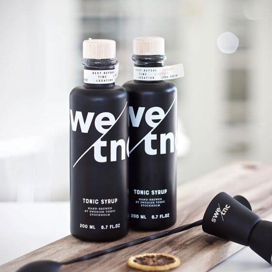 Le fameux kit à cocktail pour un parfait Gin Tonic