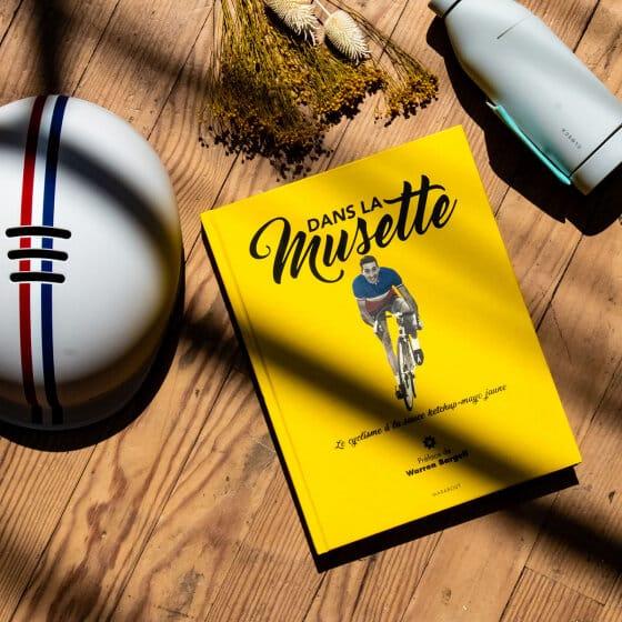 288 pages racontant l'histoire du cyclisme