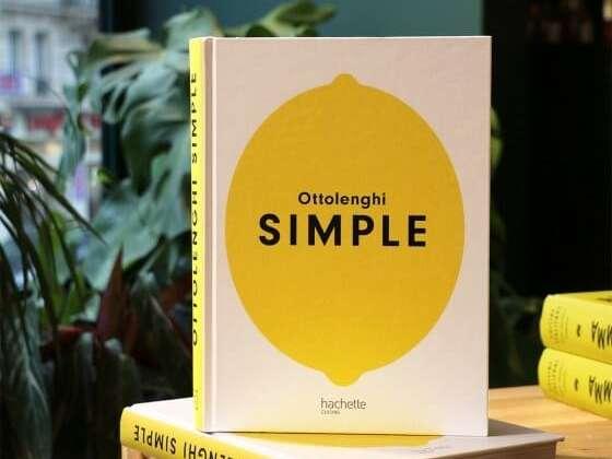 Le nouveau livre de recettes du célébre Yotam Ottolenghi