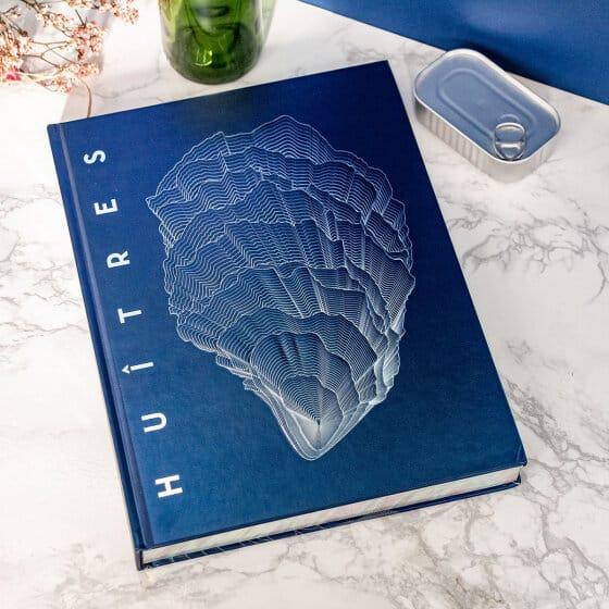 Un livre de 200 pages pour honorer ces délicieux fruits de mer