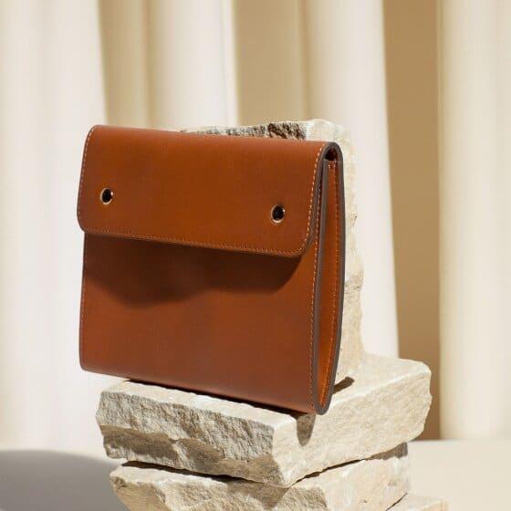 Magnifique portefeuille en cuir
