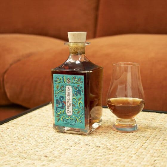Un whisky écossais élevé en fût de Sherry Butt