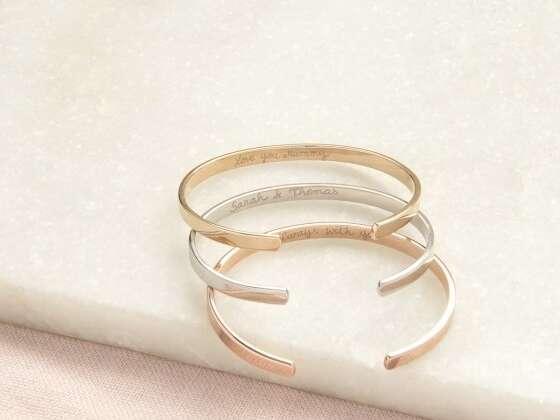 Un élégant bracelet