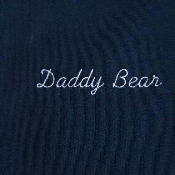 Brodez un message sur le cœur du papa !