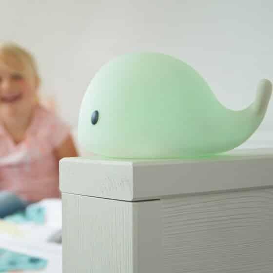 Un design minimaliste pour la plus célèbre des baleines