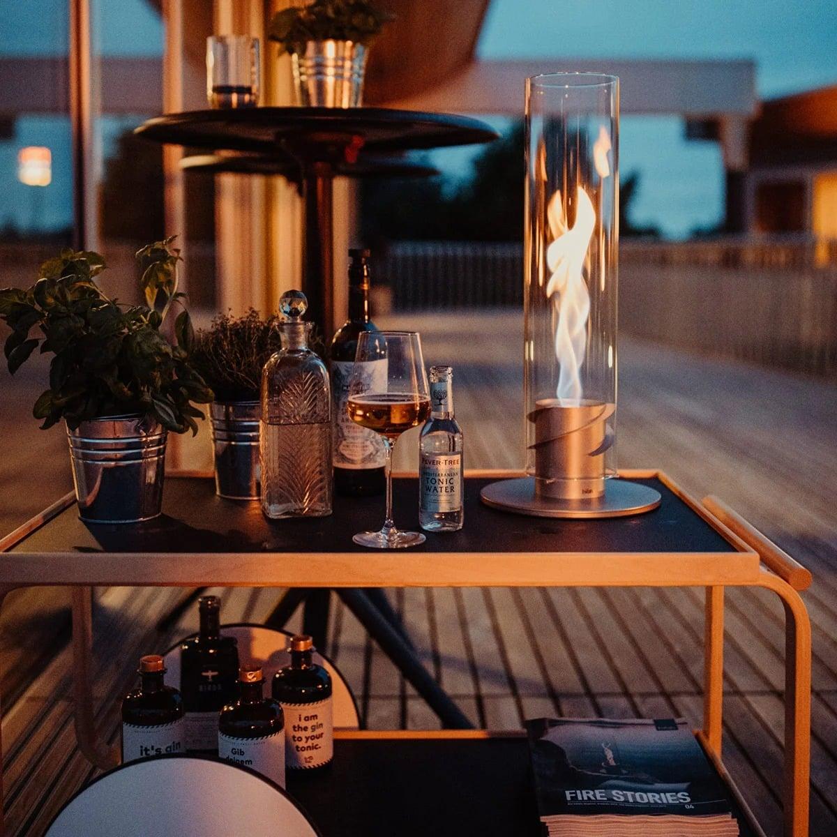 cheminée portable outdoor