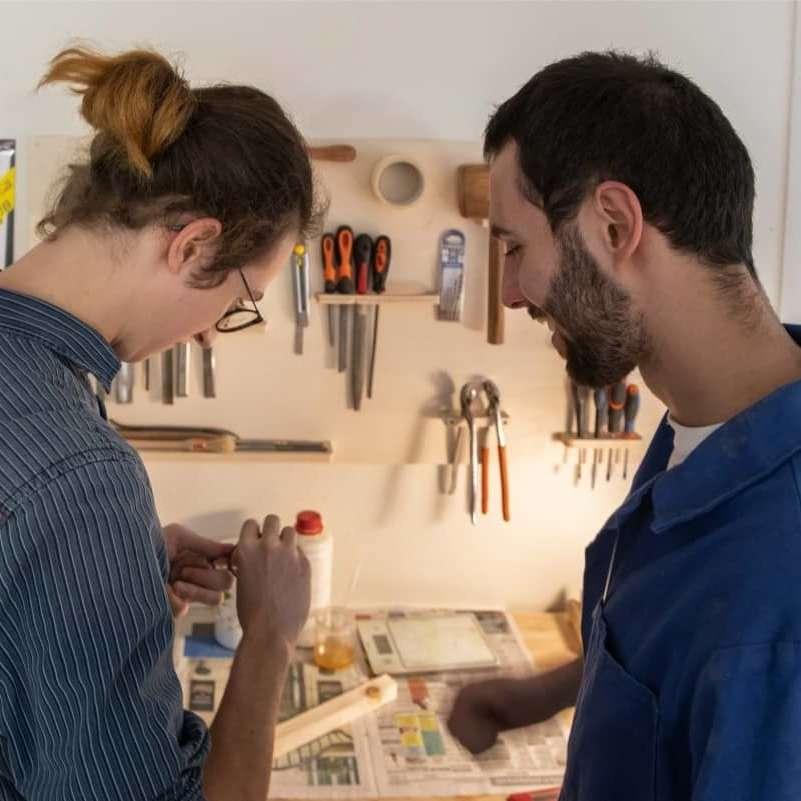 Formez-vous au travail du bois avec un ébéniste professionnel