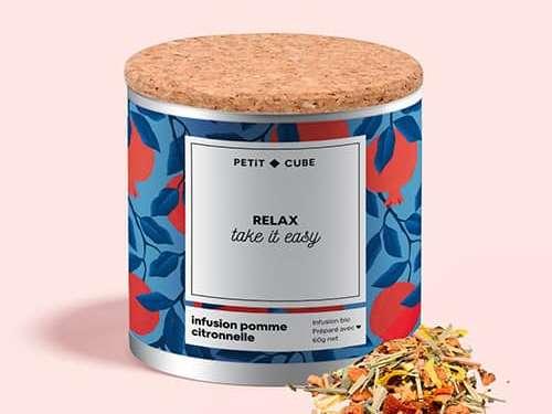 Composez votre pot de thé ou infusion personnalisé