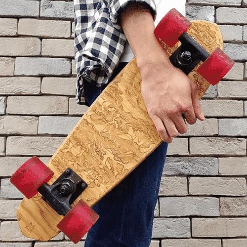 Fabriquez votre skateboard